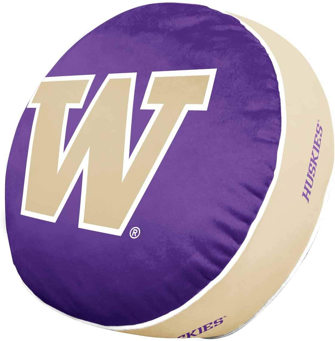Campus Colors gift Team Logo Factory outlet 15 Inch Stretch Ultra Plush Pillow Soft