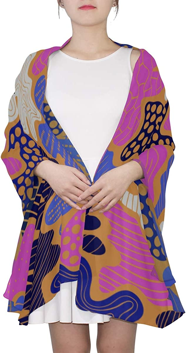 Travel Scarf For Women Art Block Fashion Poster Graffiti Lightweight Scarf Men Women Scarf Lightweight Print Scarves Fashion Scarfs Women Ladies Scarfs
