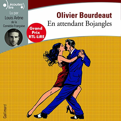 En attendant Bojangles audiobook cover art