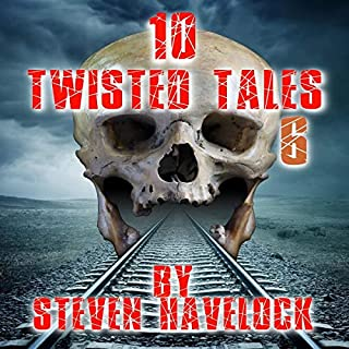 10 Twisted Tales, Volume 6 cover art