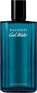 Davidoff Perfume - Cool Water by Davidoff - perfume for men - Eau de Toilette, 125ml
