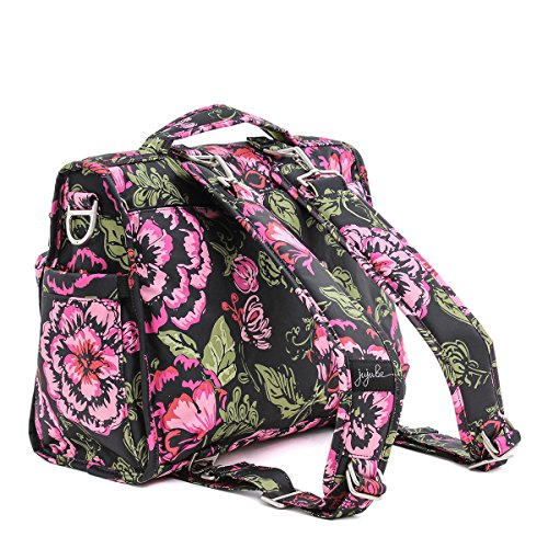 JuJuBe B.F.F Multi-Functional Convertible Diaper Backpack/Messenger...