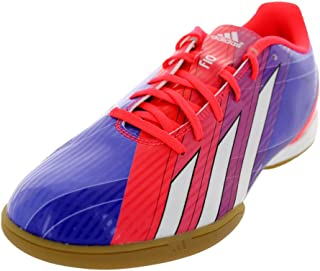 Messi F10 Indoor Blue/Red/White Indoor Soccer Shoes (G97725)
