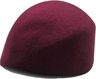 Colorful Dream- New Wool hat for Women Wool Beret hat for Party Warm Casual ha British Jazz Cap