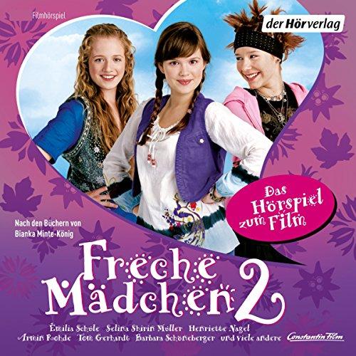 Freche Mädchen 2. Das Hörspiel zum Film cover art