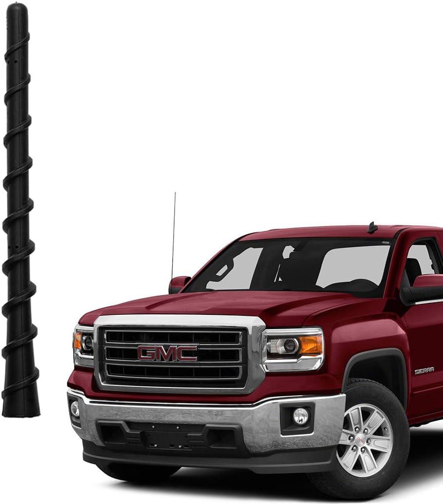 AMFRNE for GM Trucks 1999-2021 Short Radio Flexible Antenna Fit Limited Nashville-Davidson Mall time sale