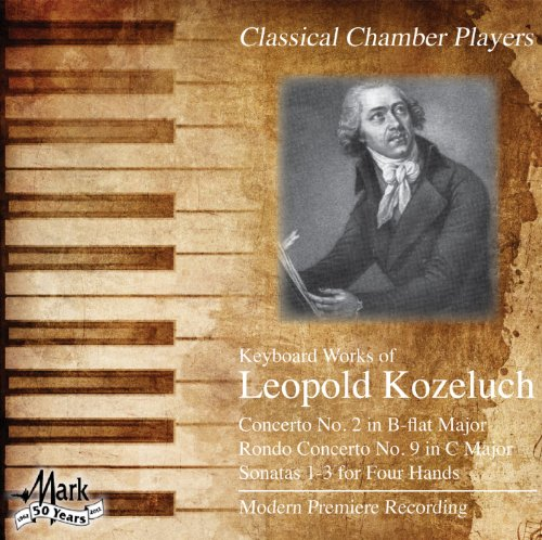 Piano Concerto No. 2 in B-Flat Major (arr. T.M. Parish for piano and chamber ensemble): III. Andantino con variazioni