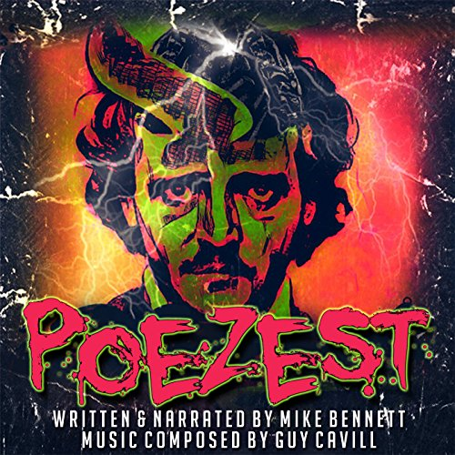 Poezest audiobook cover art
