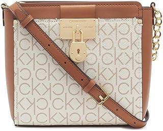 حقيبة من تصميم كميل اورغنايزشنل تمر بالجسم من كالفن كلاين