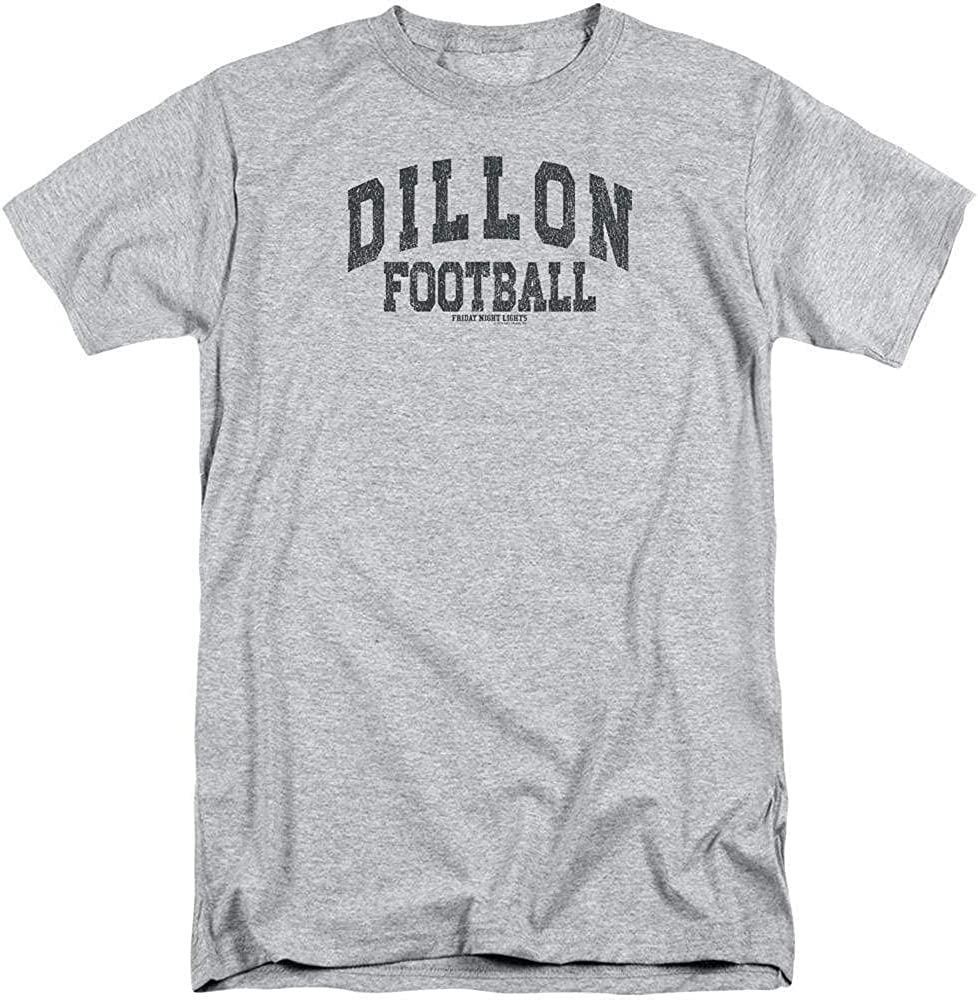 Friday Night Lights Dillion Arch Adult Tall Fit T-Shirt
