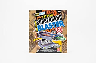 Boy Craft Build Your Own Extreme Rubber Band Blaster Set (17 Piece)