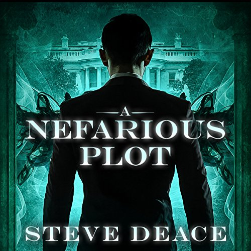 A Nefarious Plot audiobook cover art
