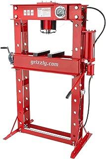 grizzly hydraulic press