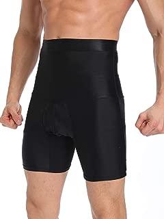 Men Control Panties Tummy Shaper High Waist Body Slimmer Firm Control Belly Underwear Girdle Compression Panty