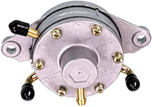 OuyFilters Replace Mikuni DF52-73 Dual Outlet Fuel Pump/Pulse Pump/Vacuume Pump for Snowmobiles and Personal Watercraft