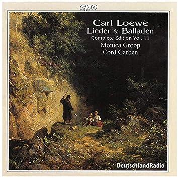 C. Loewe: Lieder & Balladen, Vol. 11