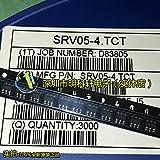 Miwaimao 10pcs/Lot SRV05-4.TCT SOT23-6 SRV05 Code: V05 SRV05-4 TVS Diode SOT23-6...