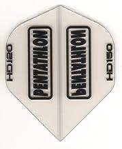 Pentathlon Slim Blue with Silver Embossed Dart Flight