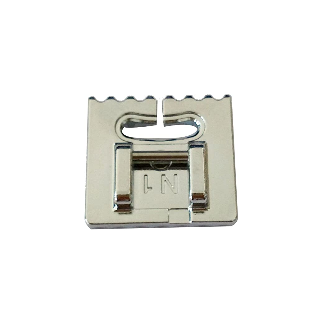 HONEYSEW 7 Grooves Pintuck Foot For 9MM Janome Sewing Machine
