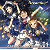 THE IDOLM@STER LIVE THE@TER DREAMERS 01 Dreaming!(初回限定盤)(Blu-ray Disc付)