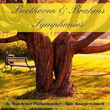 Beethoven & Brahms: Symphonies