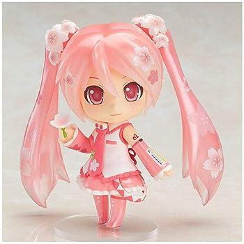 ねんどろいど 桜ミク Bloomed in Japan ABS&ATBC-PVC製 塗装済み可動フィギュア