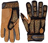 POWERHANDZ Weighted Baseball & Softball Gloves for Strength and Resistance Training - Non Slip, Pure...