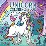 Unicorn Coloring Book: For Kids Ages 4-8 (Coloring Books for Kids)