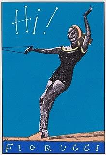 Fiorucci Sticker Card 190