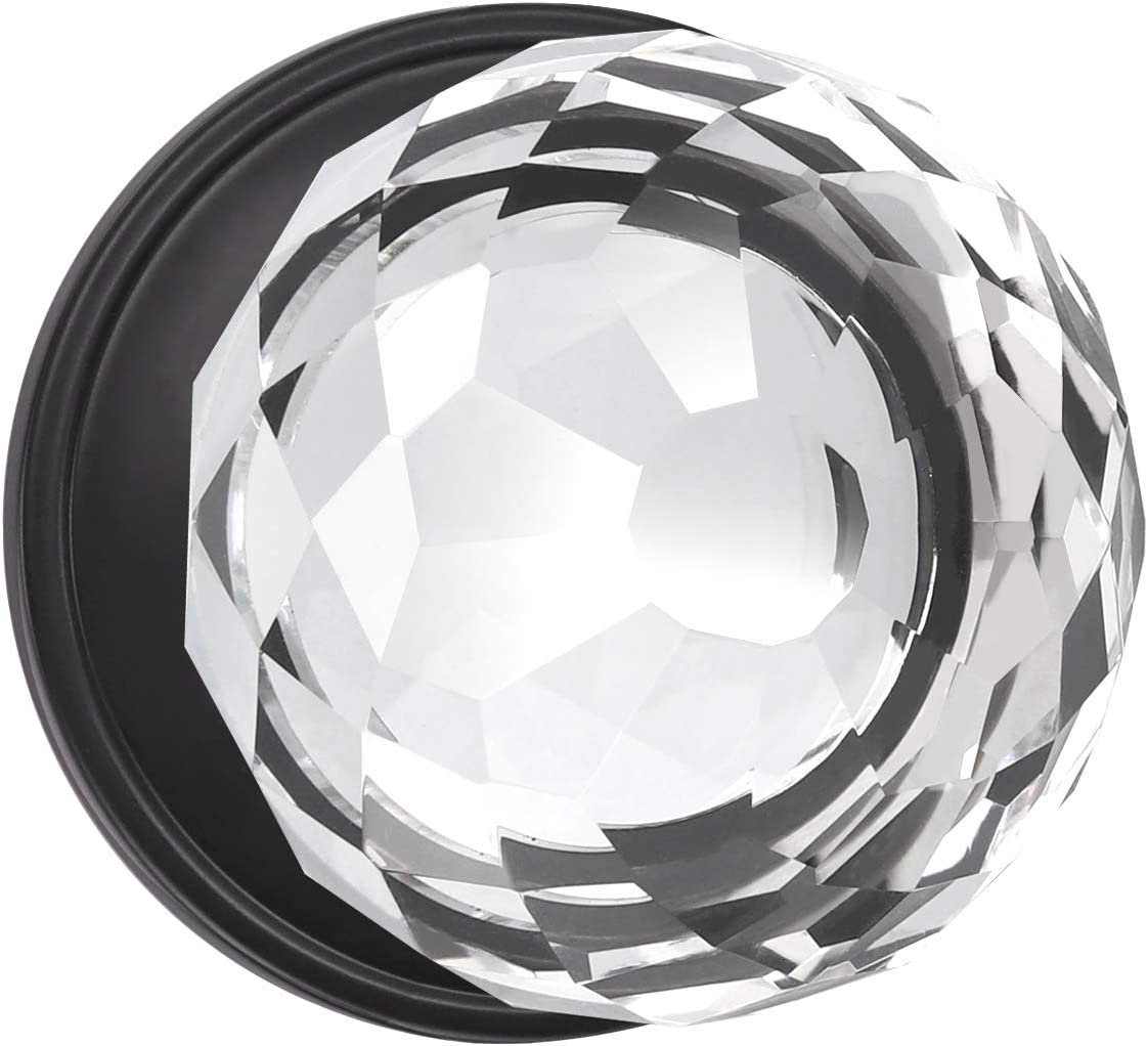 Shop Faceted Crystal Door Knob from Amazon on Openhaus
