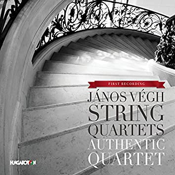 Végh: String Quartets