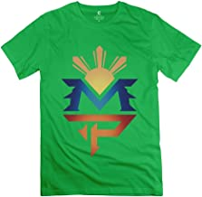 MAM2 Arts Manny Pacquiao Logo Men's Tshirt RoyalBlue