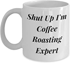 Rabbit Smile - Gifts for Coffee Roasting Gag Quotes