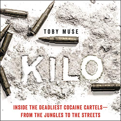 Kilo Audiobook By Toby Muse cover art
