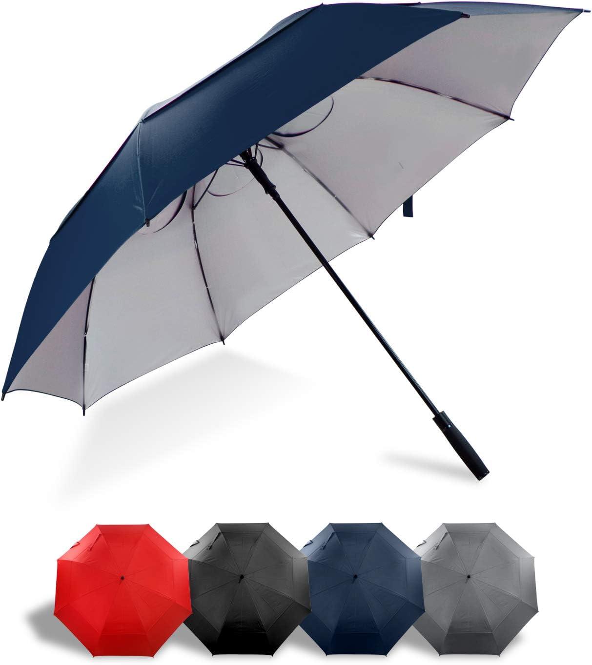 Denver Mall Lejorain 68 inch Large Windproof Oversi Auto Finally popular brand Golf Open Umbrella-