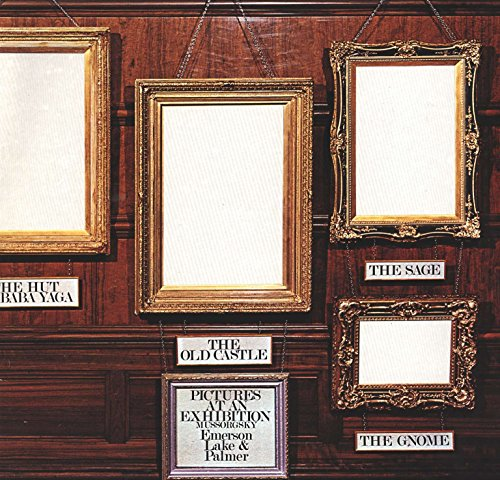 Emerson, Lake & Palmer - Pictures At An Exhibition - Manticore - 46 406 5, Manticore - C 85 804