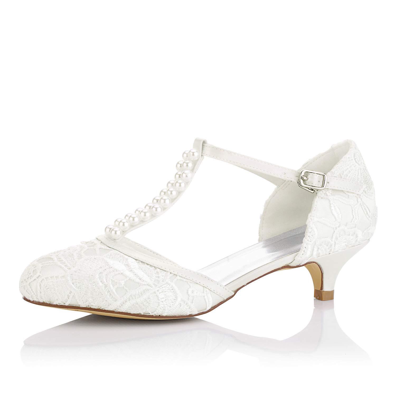 Bridal Shoes 01129 Closed Toe