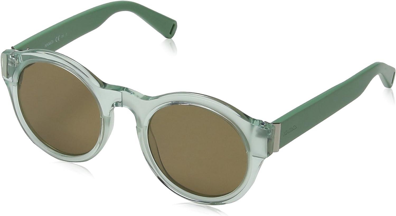 Max Mara Women's Mm Tile Square Sunglasses HAVN BLCK 55 mm