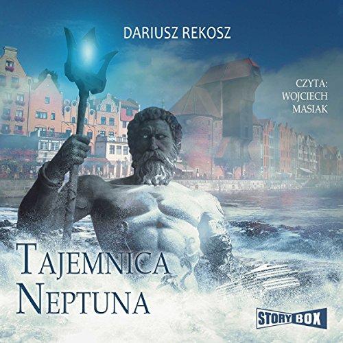 Tajemnica Neptuna audiobook cover art
