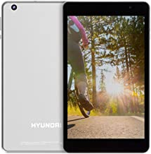 Hyundai Koral 8W2 Android Tablet 8 Inch HD IPS Display, WiFi, 2GB RAM, 16 GB Storage, Google Certified, Android 9.0 Pie, D...