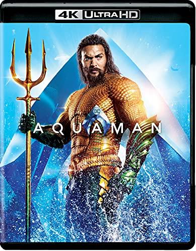 Aquaman (4K Ultra HD + Blu-ray + Digital) (4K Ultra HD)