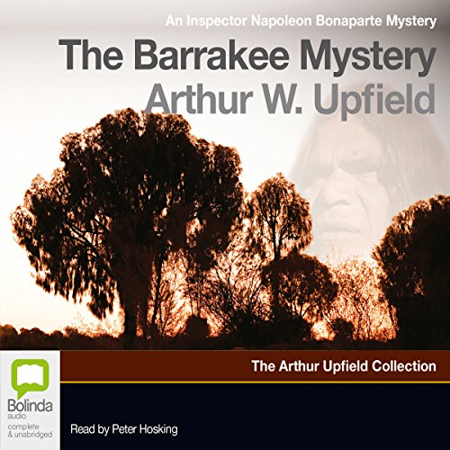 The Barrakee Mystery audiobook cover art