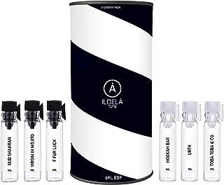 Ildela Premium Luxury Perfume Set I, 6x1 ml Eau de Parfum for Women - Scents with Long Lasting Fragrance…