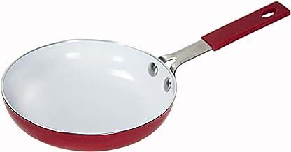 Alberto Aluminium Pans - Red