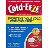 Cold-EEZE Cold Remedy Lozenges Cherry, 18 Count