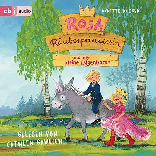 Rosa Räuberprinzessin und der kleine Lügenbaron Titelbild