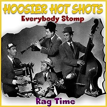 Everybody Stomp - Rag Time