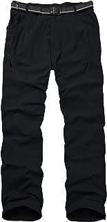 Jessie Kidden Hiking Pants Mens Outdoor UPF 50+ Quick Dry Lightweight Solid Water Repellent Fishing Cargo Pants