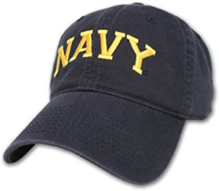Legacy Men's Navy Arch Hat (Adjustable)