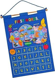 SM SunniMix 天気学習 認知カレンダー 子供 早期教育 ウェザー ステーション シーズン 知育 学習玩具 青